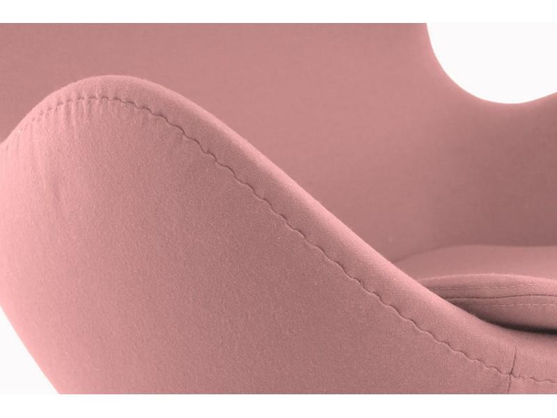 Bild von Stuhl-Design Egg Chair AJ - Hellrosa