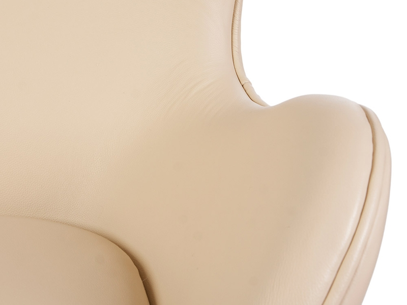 Bild von Stuhl-Design Egg Chair Arne Jacobsen- Beige