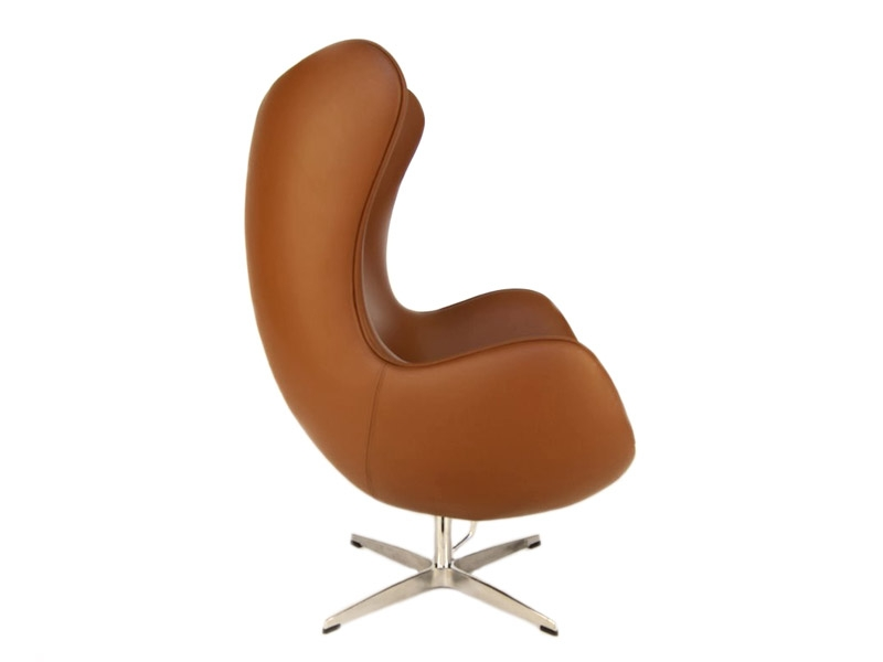 egg sessel arne jacobsen karamell. Black Bedroom Furniture Sets. Home Design Ideas
