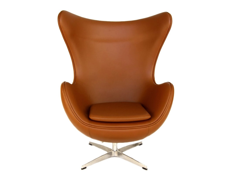 Egg Sessel Arne Jacobsen  Karamell