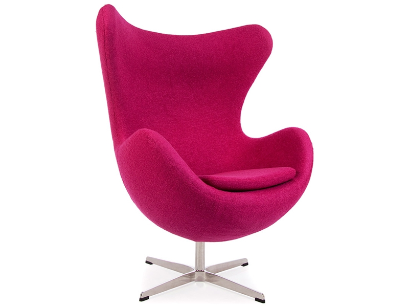 Egg sessel arne jacobsen rosa for Sessel jacobsen