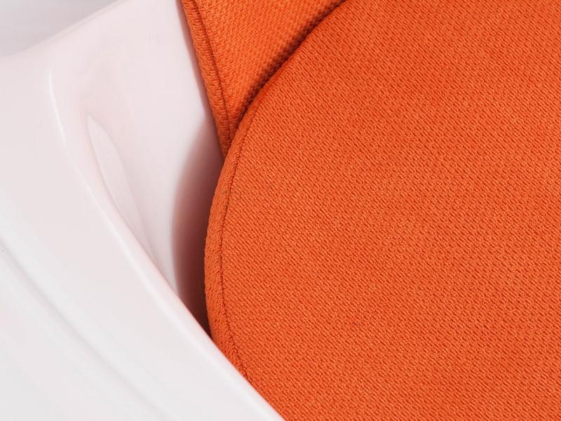 Bild von Stuhl-Design Garden Egg Sessel - Orange