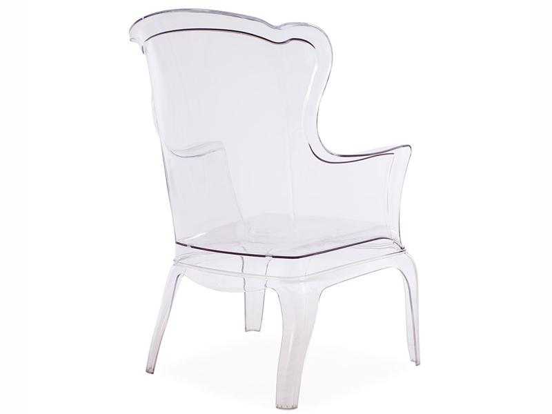 Henry stuhl durchsichtig for Design stuhl durchsichtig