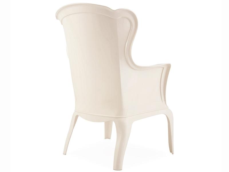 Bild von Stuhl-Design Henry Stuhl - Weiß