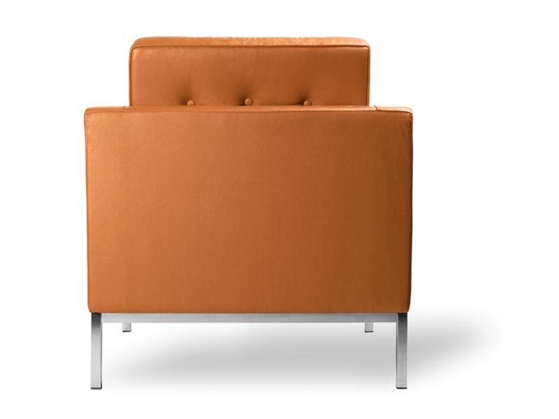 knoll lounge sessel karamel. Black Bedroom Furniture Sets. Home Design Ideas