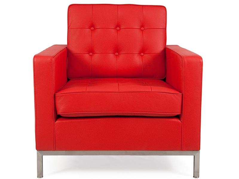 knoll lounge sessel rot. Black Bedroom Furniture Sets. Home Design Ideas