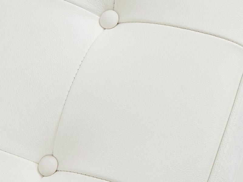 Bild von Stuhl-Design Knoll Lounge Sessel - Weiß