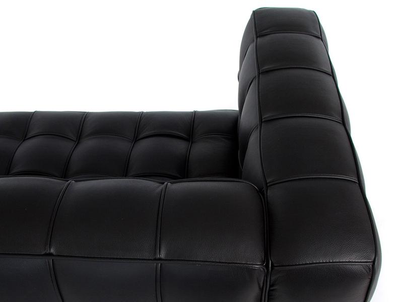 Bild von Stuhl-Design Kubus Sessel - Schwarz