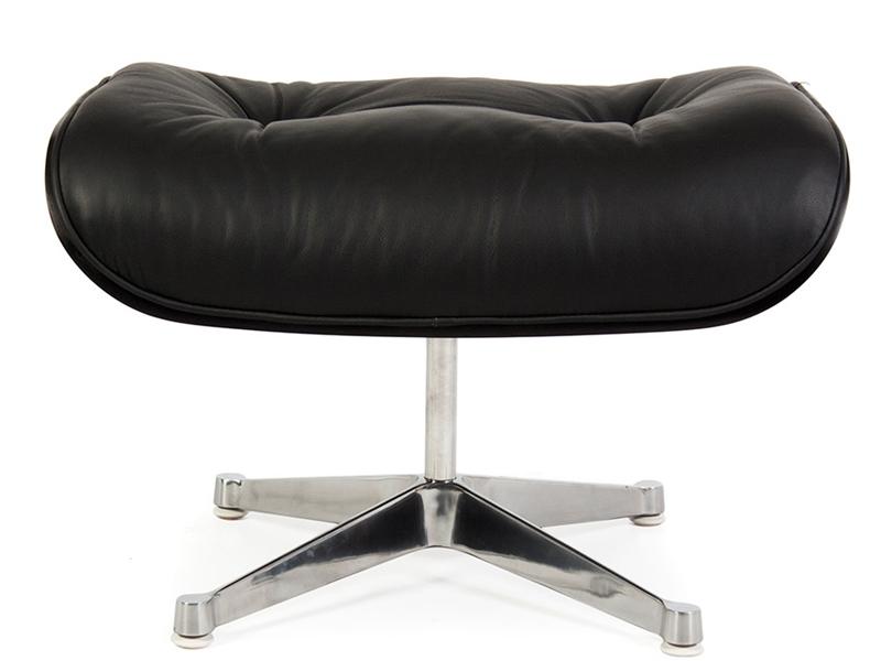 spezialedition eames lounge schwarz. Black Bedroom Furniture Sets. Home Design Ideas