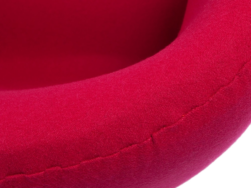 Bild von Stuhl-Design Swan Sessel Arne Jacobsen - Rosa