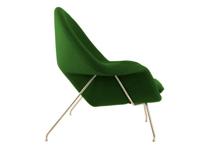 Bild von Stuhl-Design Womb Sessel - Grün