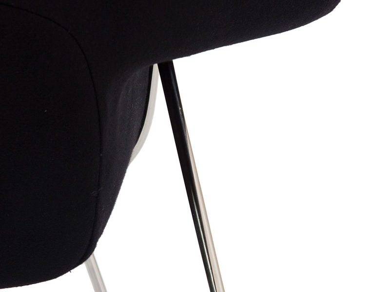 Bild von Stuhl-Design Womb Sessel - Schwarz