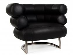 Bild von Stuhl-Design Bibendum Sessel - Schwarz