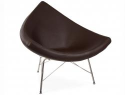 Bild von Stuhl-Design Coconut Stuhl Nelson - Braun