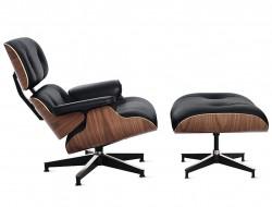 Bild von Stuhl-Design Eames Lounge Chair - Nußbaumholz