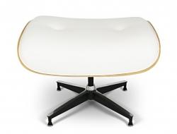 Bild von Stuhl-Design Eames Lounge Ottoman - Nußbaum Hell