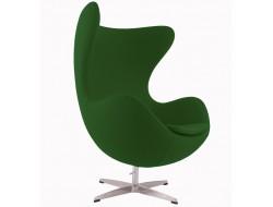 Bild von Stuhl-Design Egg Chair AJ - Grün