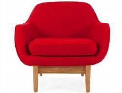 lusk sessel rot. Black Bedroom Furniture Sets. Home Design Ideas