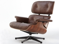 Bild von Stuhl-Design COSY Lounge Sessel - Rosenholz