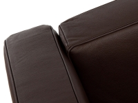 Bild von Stuhl-Design COSY2 Sessel - Dunkelbraun