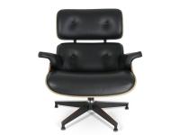 Bild von Stuhl-Design Eames Lounge Sessel (Separat) - Nußbaum