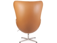 Bild von Stuhl-Design Egg Chair Arne COSYSEN - Karamell