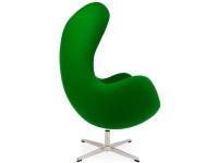 Bild von Stuhl-Design Egg Chair Arne COSYSEN - Smaragdgrün
