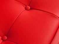 Bild von Stuhl-Design Knoll Lounge Sessel - Rot