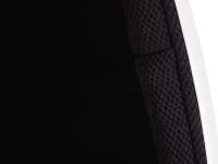 Bild von Stuhl-Design Ovaler Egg Sessel - Schwarz
