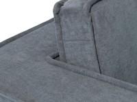 Bild von Stuhl-Design Poleric Sessel - graue Wolle  Elefant