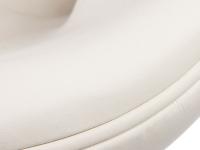 Bild von Stuhl-Design Swan Chair Arne COSYSEN - Weiß