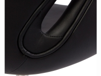 Bild von Stuhl-Design Swan Chair Arne Jacobsen - Schwarz
