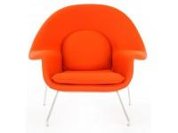 Bild von Stuhl-Design Womb Sessel - Dunkel Orange