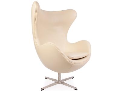 egg sessel arne jacobsen orange. Black Bedroom Furniture Sets. Home Design Ideas