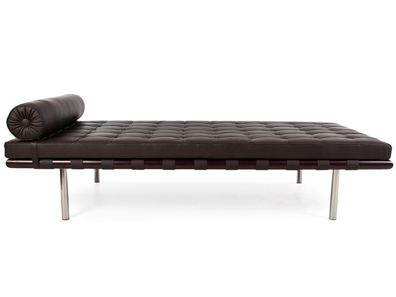 barcelona liege 200 cm dunkel braun. Black Bedroom Furniture Sets. Home Design Ideas