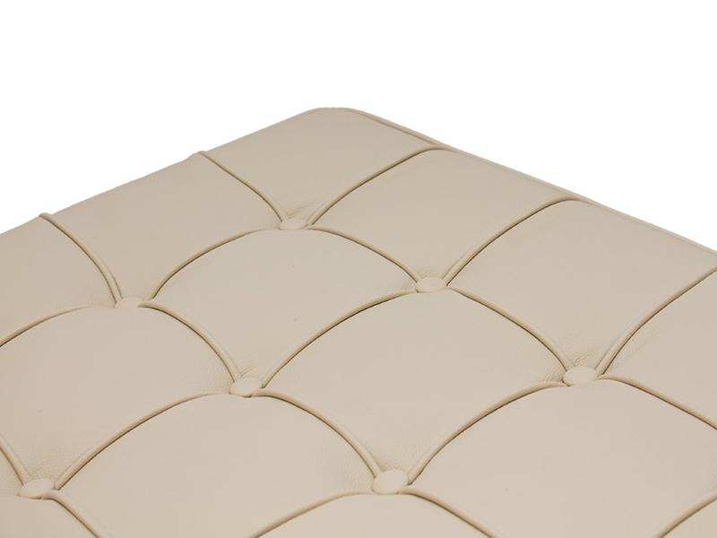 Bild von Stuhl-Design Barcelona Sessel - Creme