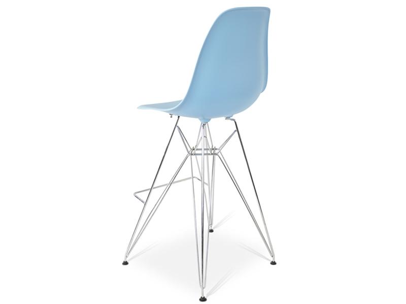 Bild von Stuhl-Design Barstuhl DSR - Blau
