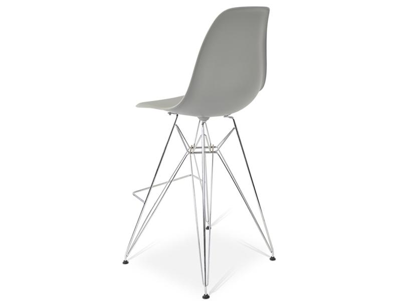 Bild von Stuhl-Design Barstuhl DSR - Grau