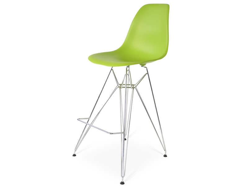 Bild von Stuhl-Design Barstuhl DSR - Grüner Apfel