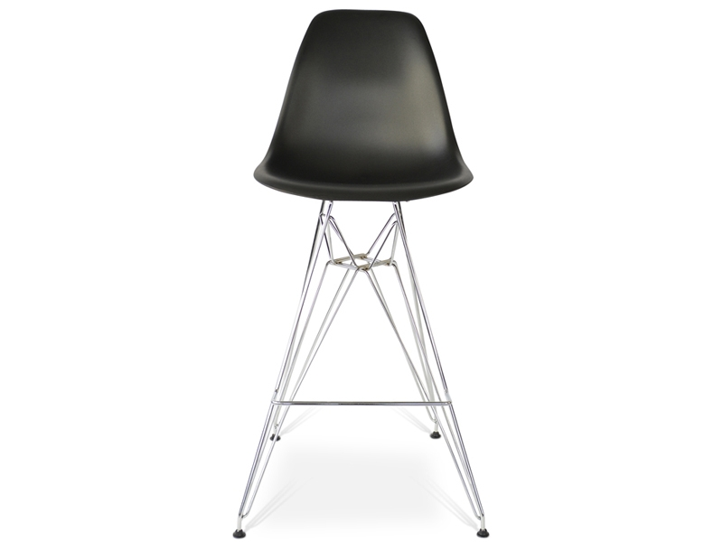 Bild von Stuhl-Design Barstuhl DSR - Schwarz
