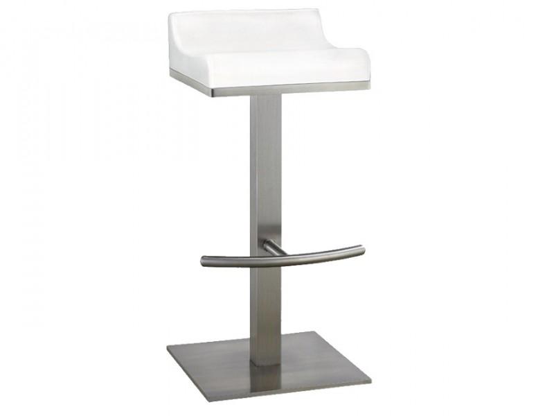 Bild von Stuhl-Design Barstuhl Galvin LB - Weiß