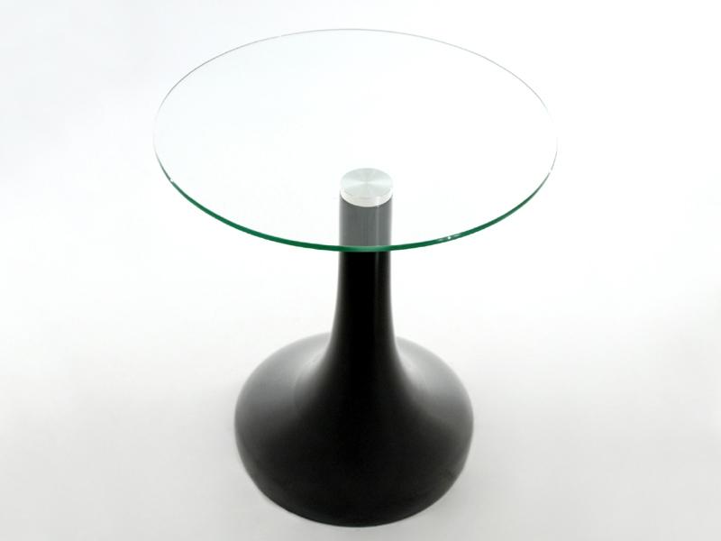 Bild von Stuhl-Design Beistelltisch Scoop - Schwarz