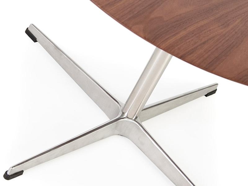Bild von Stuhl-Design Beistelltisch Swan Arne Jacobsen