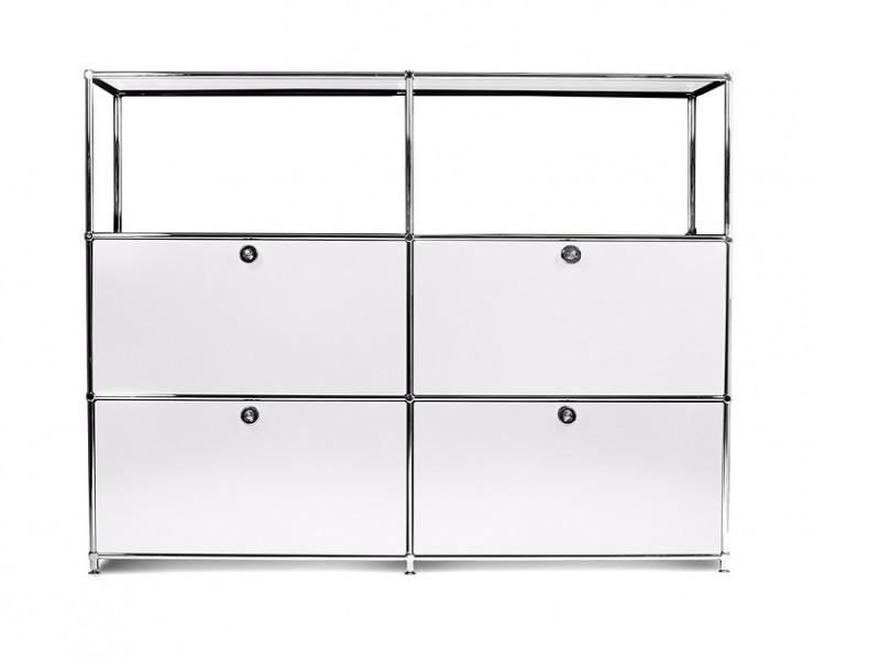 Bild von Stuhl-Design Büromöbel - Amc32-05 Weiß