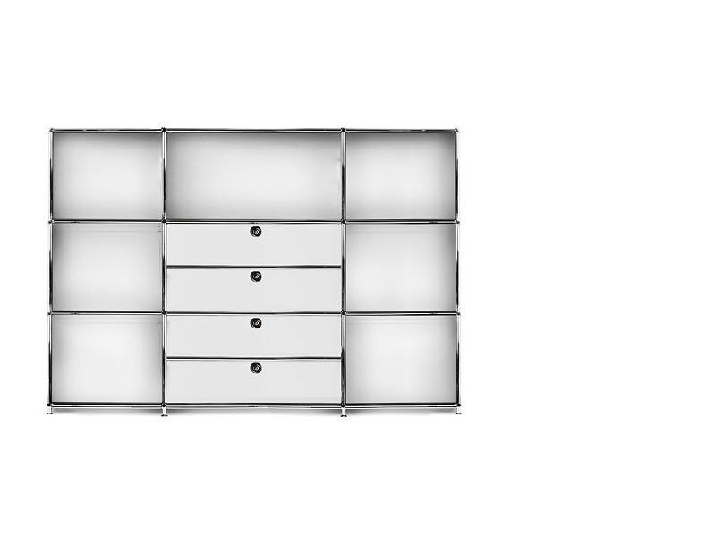 Bild von Stuhl-Design Büromöbel - AMC33-03 Weiß