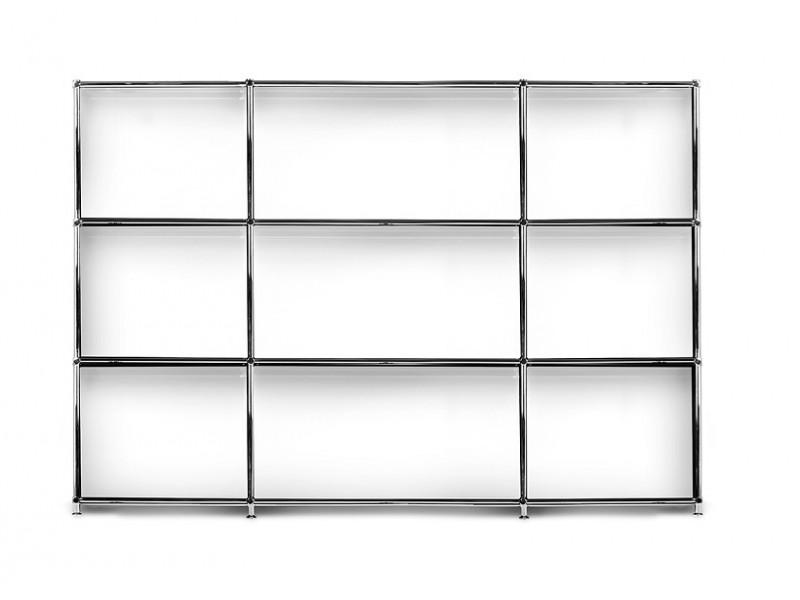 Bild von Stuhl-Design Büromöbel - AMC33-05 Weiß