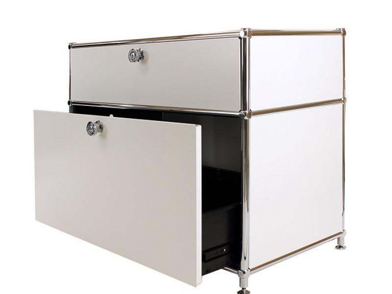 Bild von Stuhl-Design Büromöbel - AMFP201 Weiß
