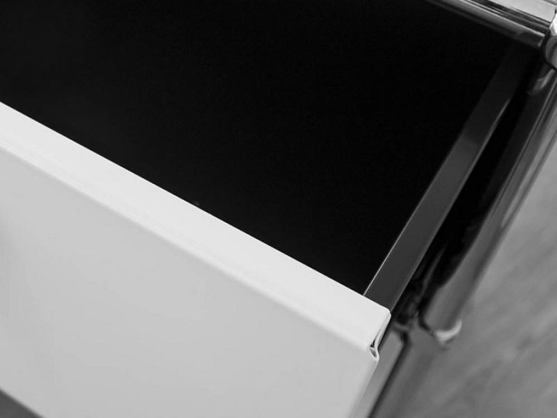Bild von Stuhl-Design Büromöbel - AMMC201 Weiß