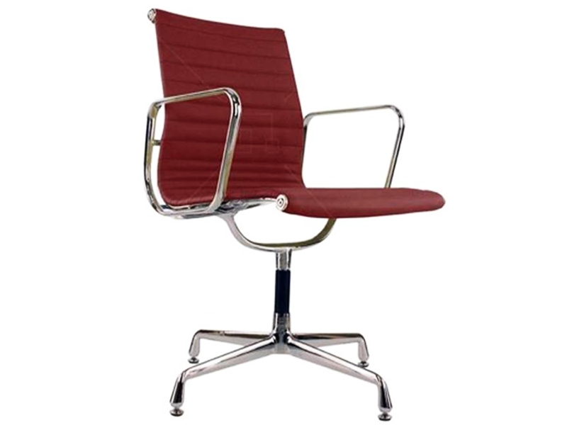 Bild von Stuhl-Design COSY Besucherstuhl 108 - Dunkelrot