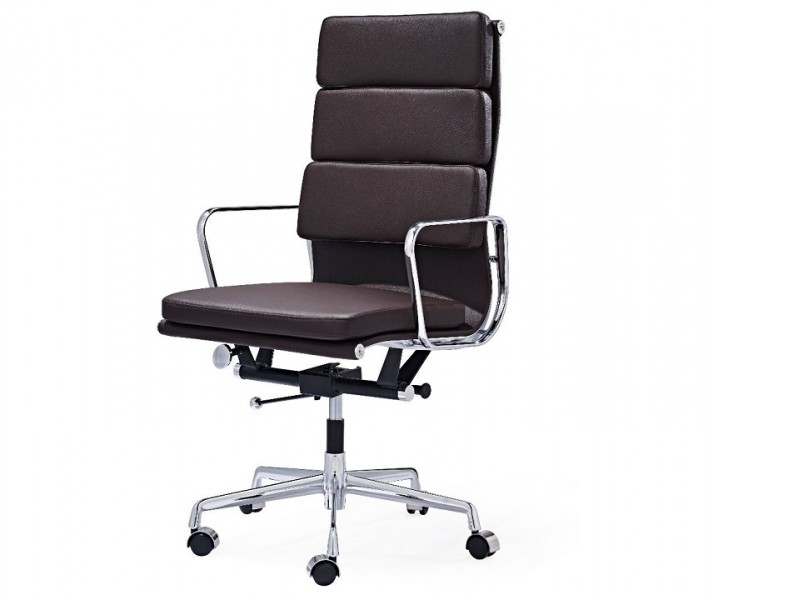 Bild von Stuhl-Design COSY Bürostühle 219 - Dunkelbraun